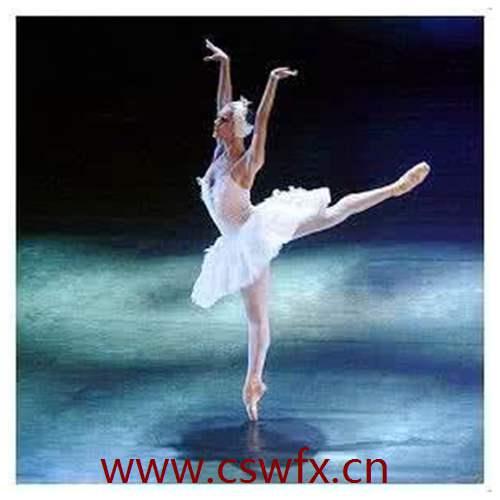 描写芭蕾的句子