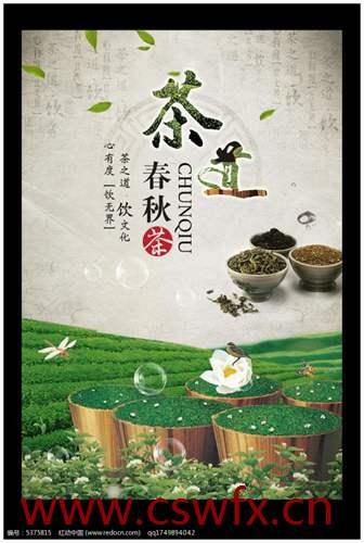 描写茶树的句子