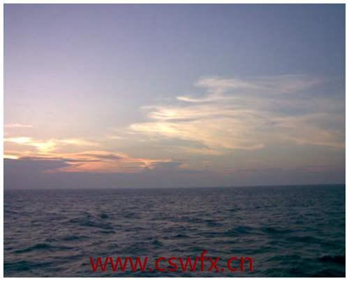 描写大海的唯美句子