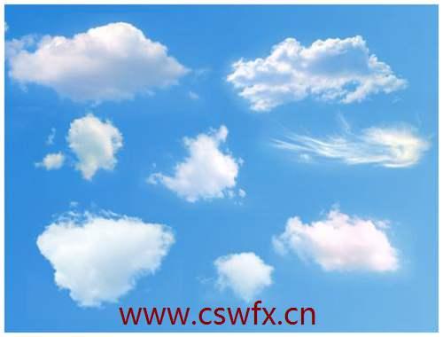 描写青山蓝天白云的句子 句子大全 第1张