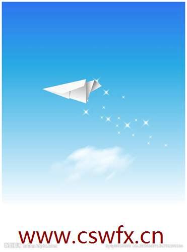 描写纸飞机的句子 句子大全 第1张