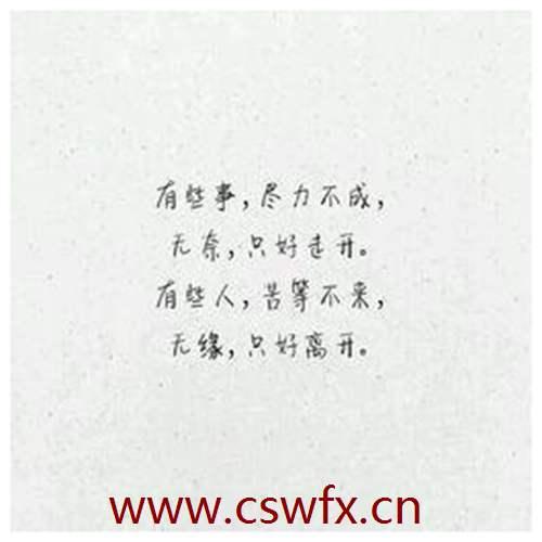 描写语言优美的句子