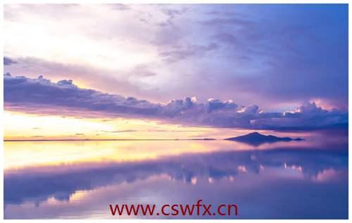 描写天空云彩的优美句子