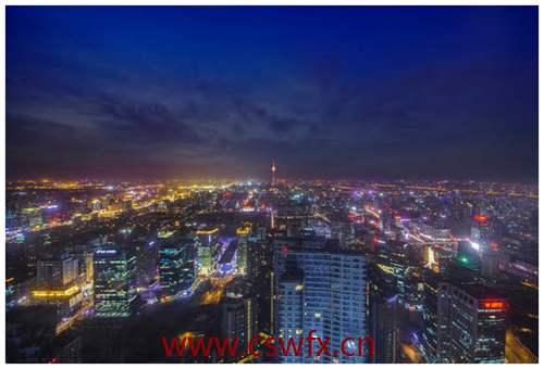 描写北京夜景的句子 句子大全 第1张