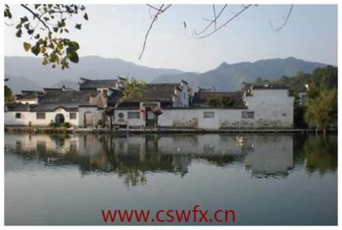 描写关于江南水乡的优美句子