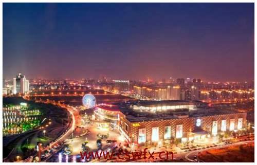 描写扬州夜景的句子