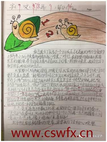 描写蜗牛精神的句子 句子大全 第1张