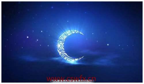 描写初春月亮的句子