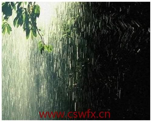 描写雨天悲伤的句子