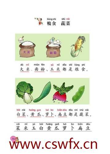 描写蔬菜文艺句子