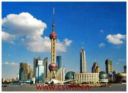 描写上海的经典句子