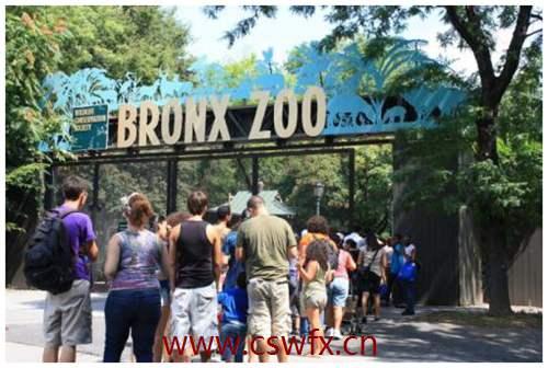 描写动物园的优美句子