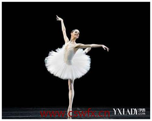 描写芭蕾舞的唯美句子