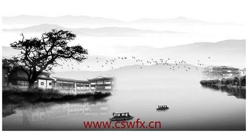 描写江南的景色的句子 句子大全 第1张