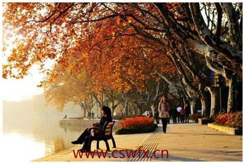 描写杭州秋天的句子 句子大全 第2张