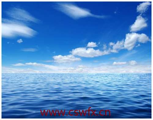 描写大海风景的句子 句子大全 第2张