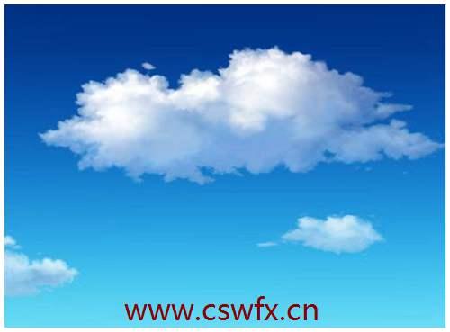 描写天空的云句子 句子大全 第2张