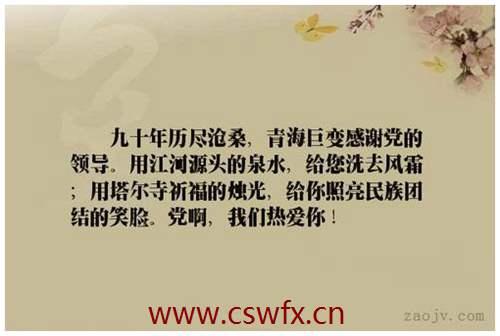 描写民族团结的的句子 句子大全 第2张
