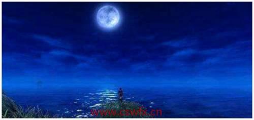 描写月光月色的句子 句子大全 第2张