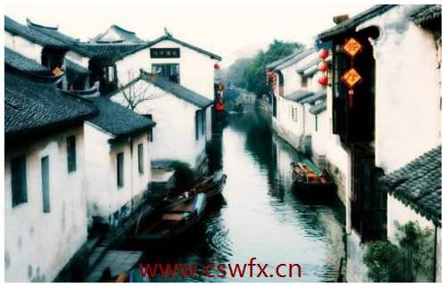 描写江南的景色的句子 句子大全 第3张