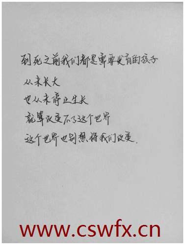 描写梦想的短句子 句子大全 第3张