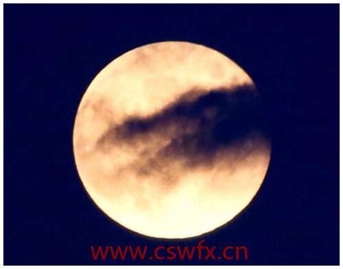 描写夜晚月亮的句子 句子大全 第3张