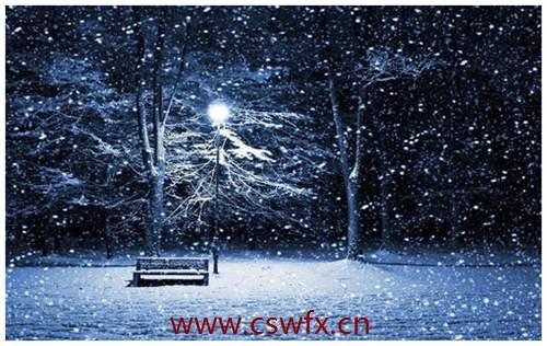 描写雪景物的优美句子 句子大全 第3张