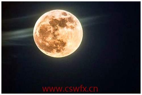 描写晚上月亮的句子 句子大全 第3张